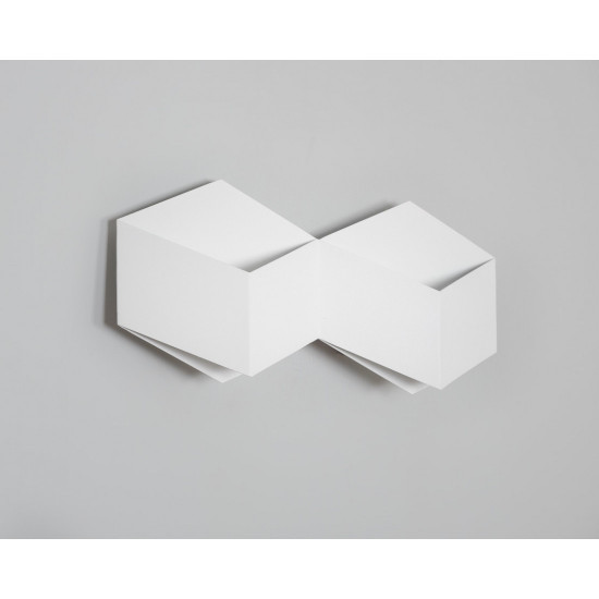 Дизайнерская бра Fold Double in Linea 12237