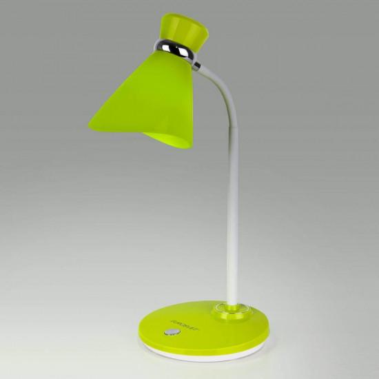 Настольная лампа Eurosvet School 01077/1 зеленый