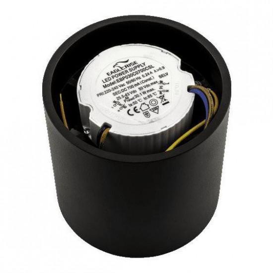 Потолочный светодиодный светильник DesignLed GW-8701-30-BL-WW 005244