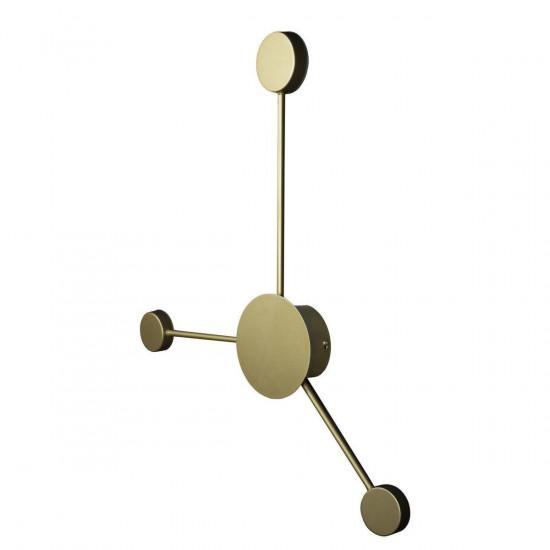 Настенный светодиодный светильник Loft IT Rays 10059GD