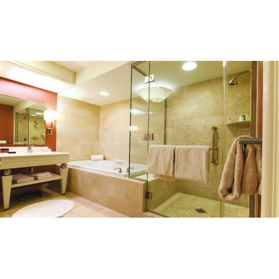 Влагостойкие светильники для ванных комнат